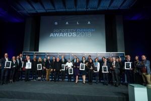 Statuetki Property Design Awards 2018 już przyznane. Poznaj laureatów!