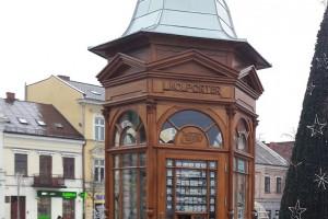 Nietypowy salonik Kolportera wizytówką Kielc