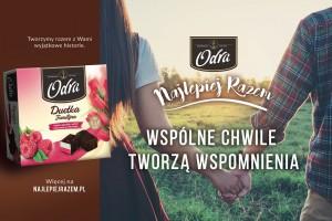 Słodycze marki Odra w nowej odsłonie
