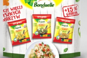 Bonduelle promuje warzywa na parze degustacjami