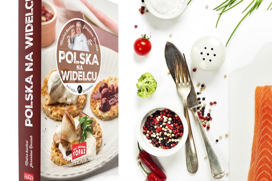 Topaz promuje się książką kucharską w technologii rozszerzonej rzeczywistości