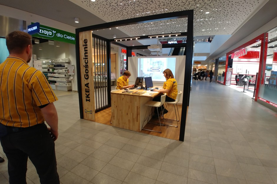 IKEA Gościnnie - nowy format sieci w Olsztynie