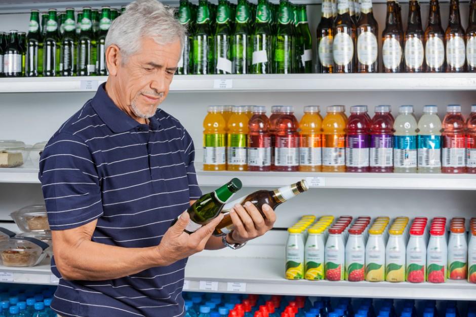 Na każde 100 zł wydane w małym sklepie, 28 zł przypada na piwo