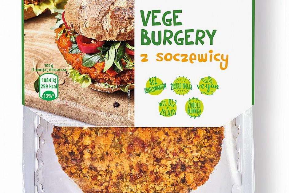 Vege Burgery z soczewicy - nowość od Well Well
