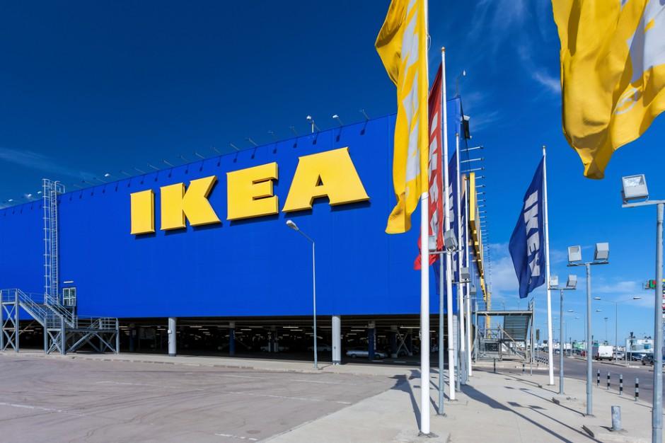 Sklepy IKEA od marca czynne o godzinę dłużej