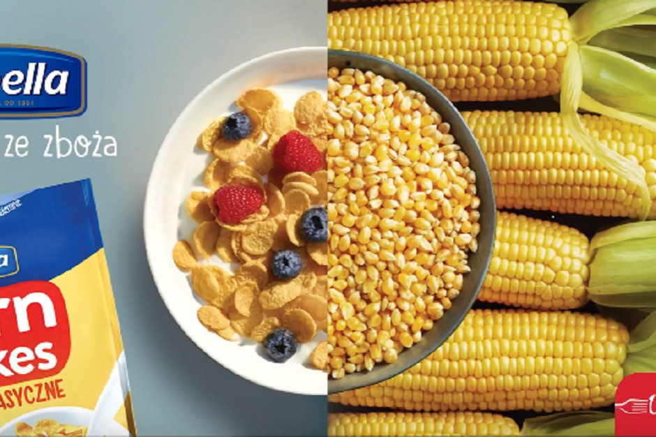 Rusza nowa kampania telewizyjna dedykowana płatkom kukurydzianym Lubella
