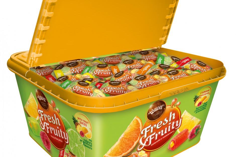 Mieszanka Krakowska i Fresh & Fruity w nowych opakowaniach