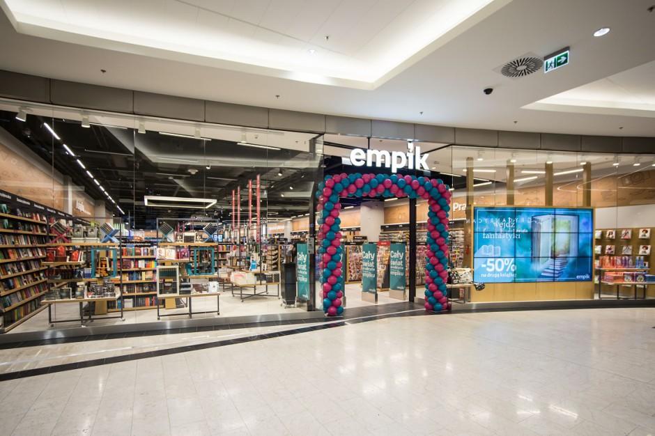 Grupa Empik z 18 otwarciami od początku 2018 roku