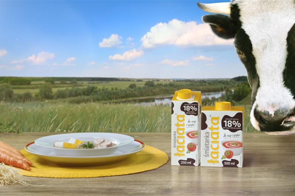 Produkty Mlekpolu lokowane w programie kulinarnym