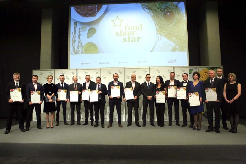 Wręczono nagrody dla Najlepszego Produktu i Najlepszego Dostawcy HoReCa Food Show Star