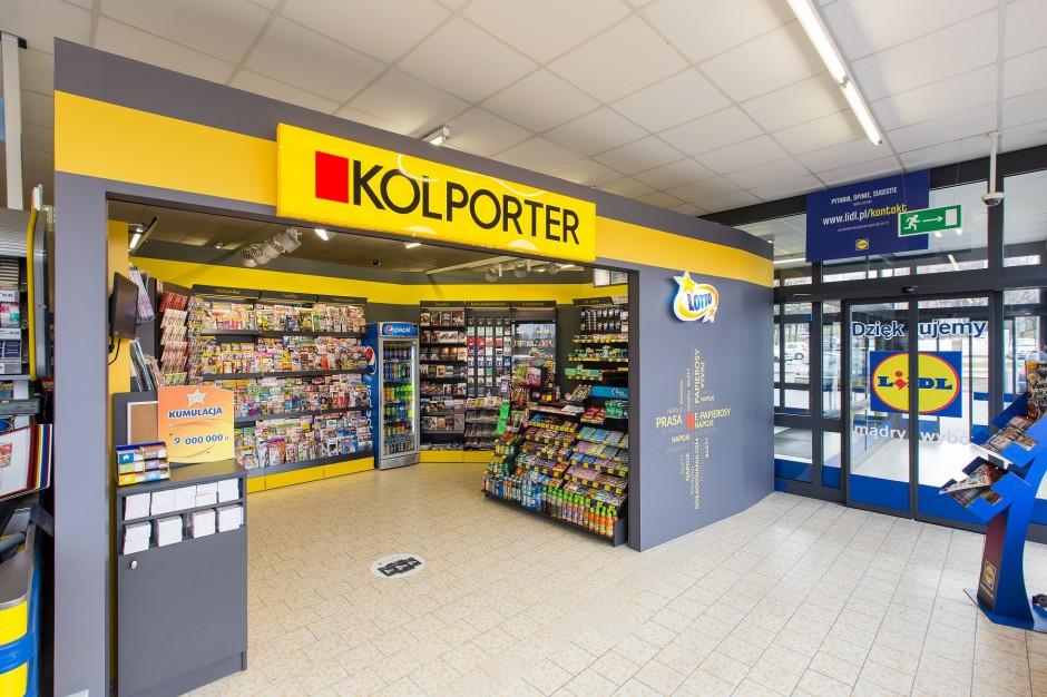 Kolporter otworzy około 50 salonów w sklepach sieci Lidl