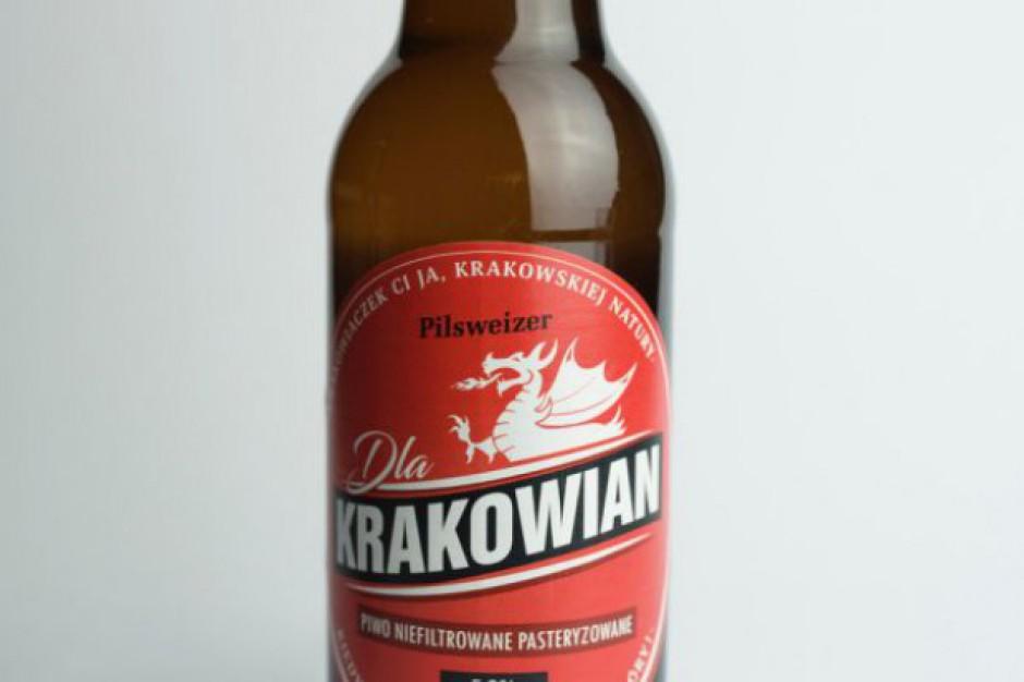 Browar Pilsweizer wprowadza na rynek piwo dla Krakowian