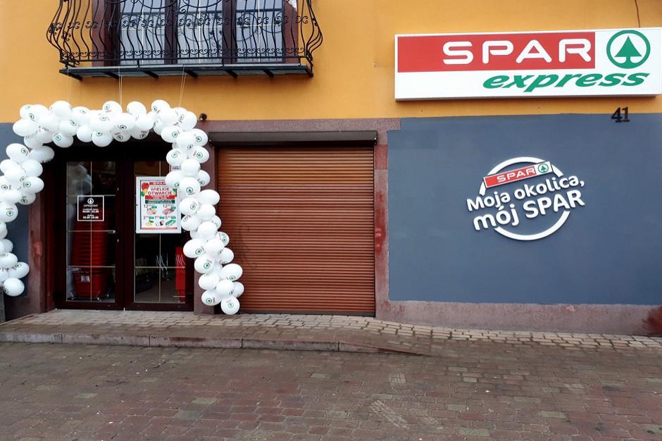 Franczyzobiorcy sieci Spar otwierają kolejne sklepy