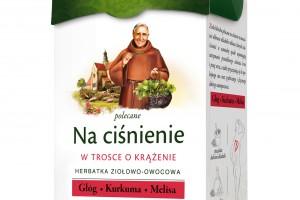 Zioła Mnicha Na ciśnienie od Herbapolu-Lublin