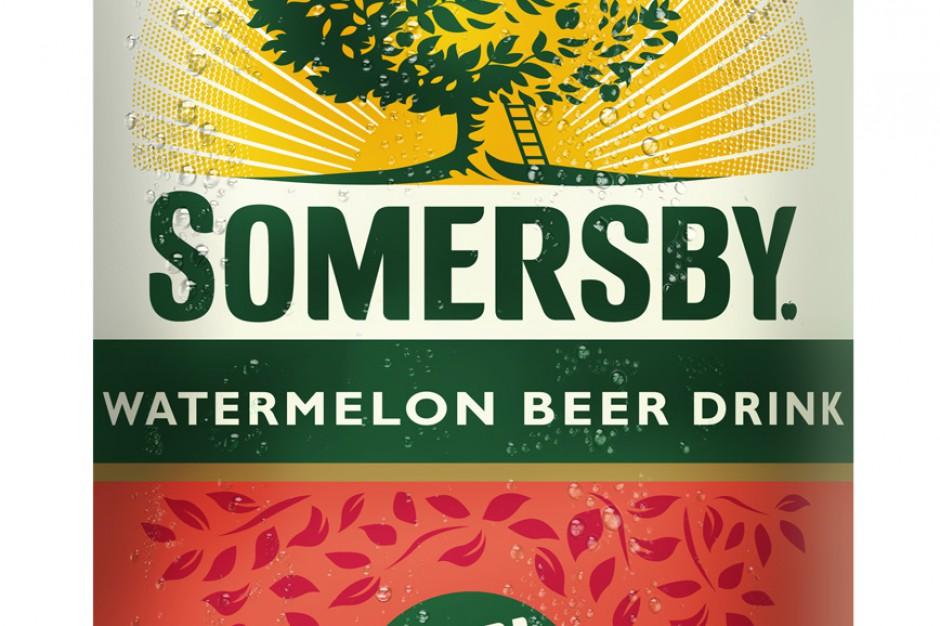 Arbuzowy Somersby - nowość Carlsberga