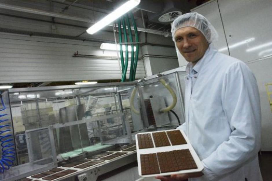 Wraca kultowa czekolada Bałtyku