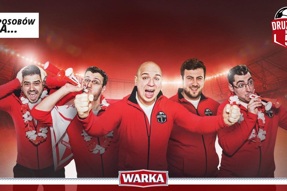 Youtuberzy w kampanii piwa Warka