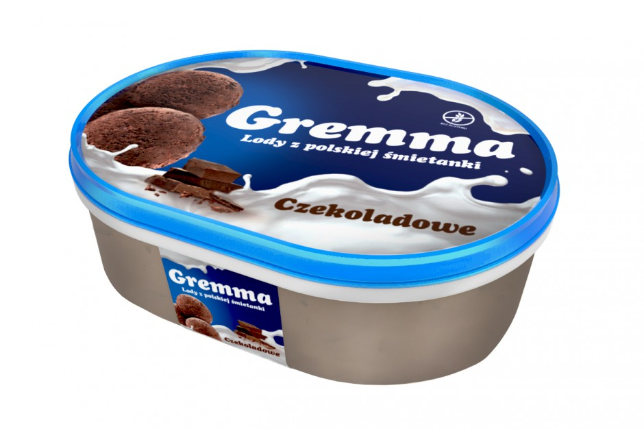 Lodziarnie Firmowe wchodzą do detalu z marką Gremma