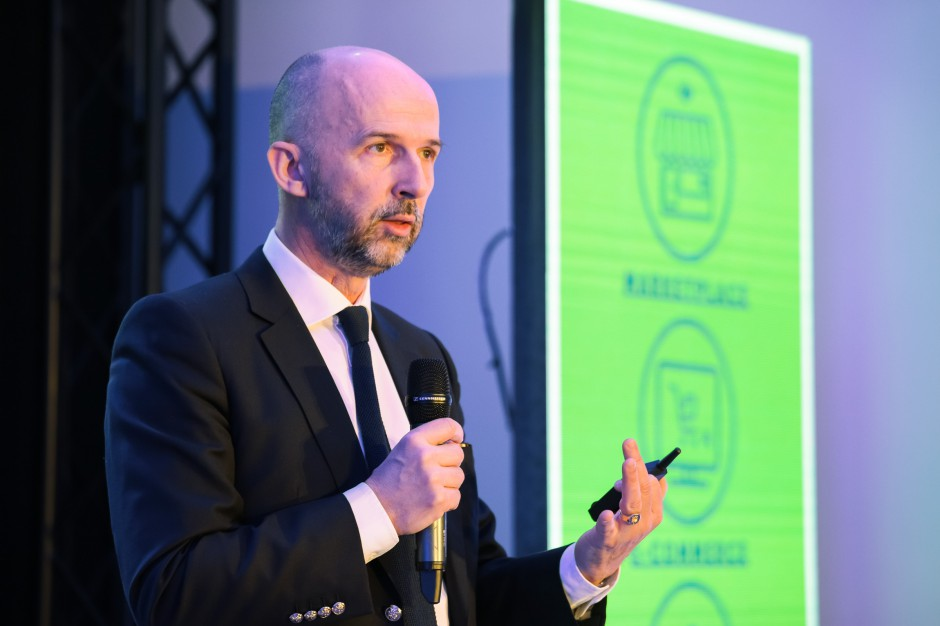 Cele Carrefoura na 2018 rok: Digitalizacja i transformacja żywieniowa