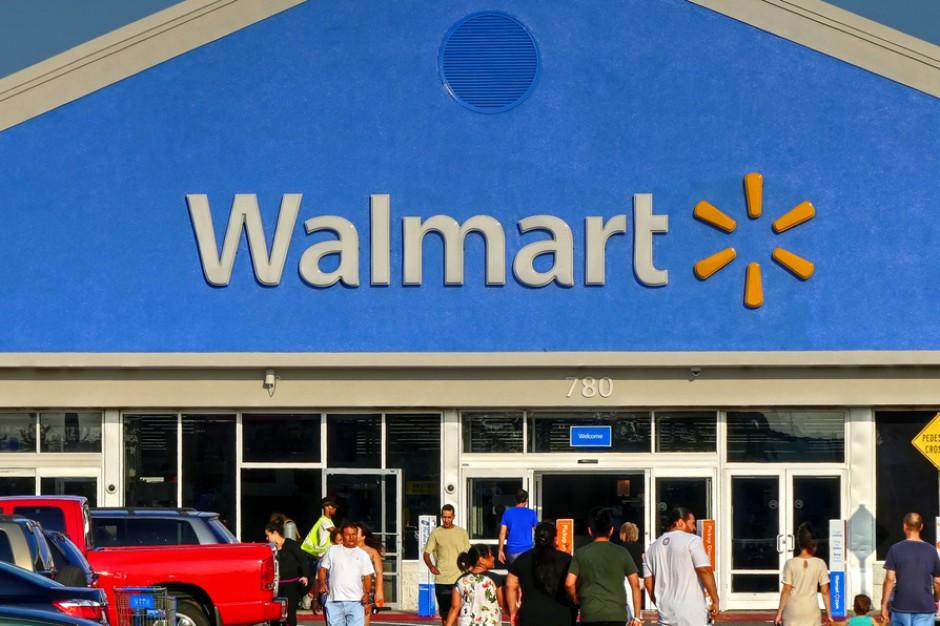 Walmart chce, by drony pomagały klientom w zakupach