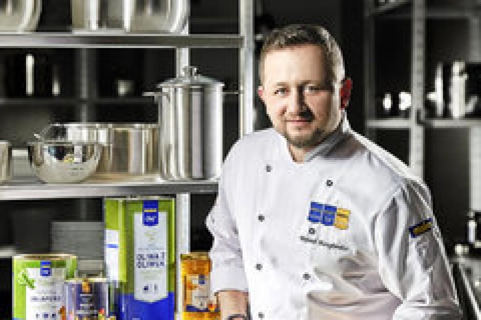 Wojciech Harapkiewicz ambasadorem nowych marek własnych Makro dla gastronomii