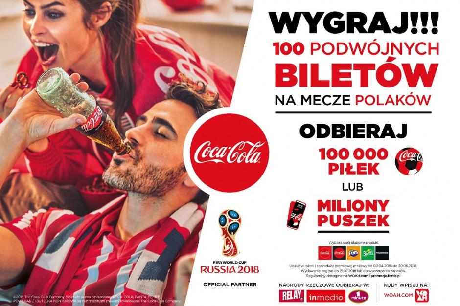 """Rozpoczęła się kampania Coca-Coli """"Gotowi na emocje"""""""