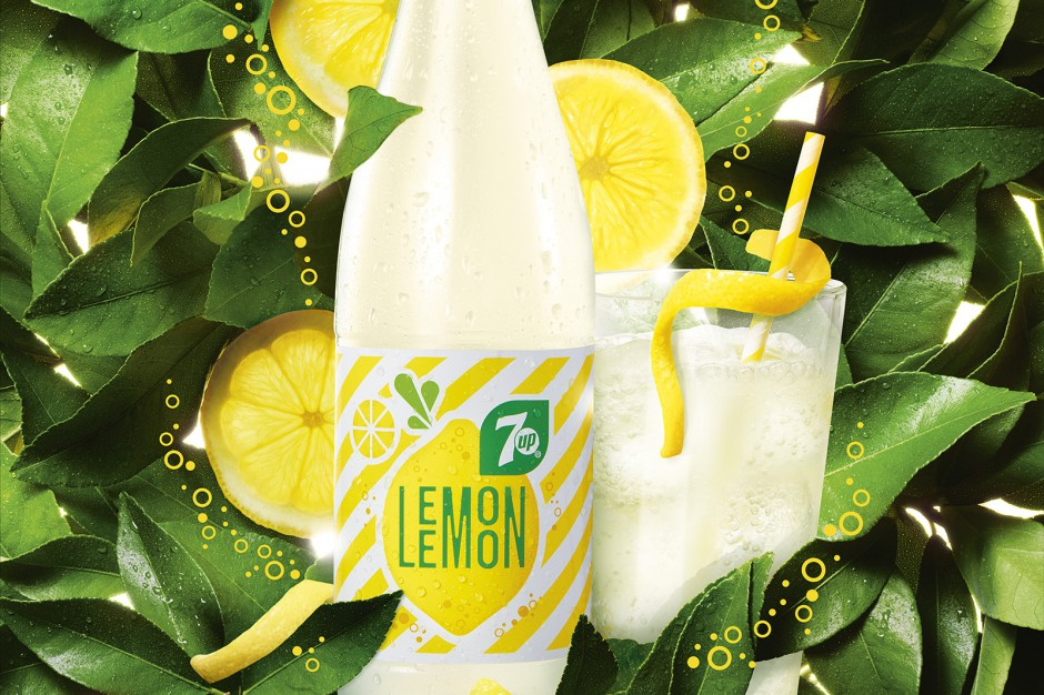 Lemon Lemon od 7UP - nowa lemoniada z bąbelkami