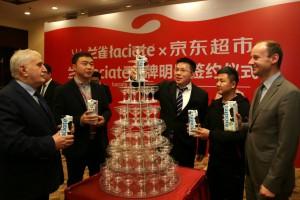 Łaciate podbija chińską platformę online - JD.com