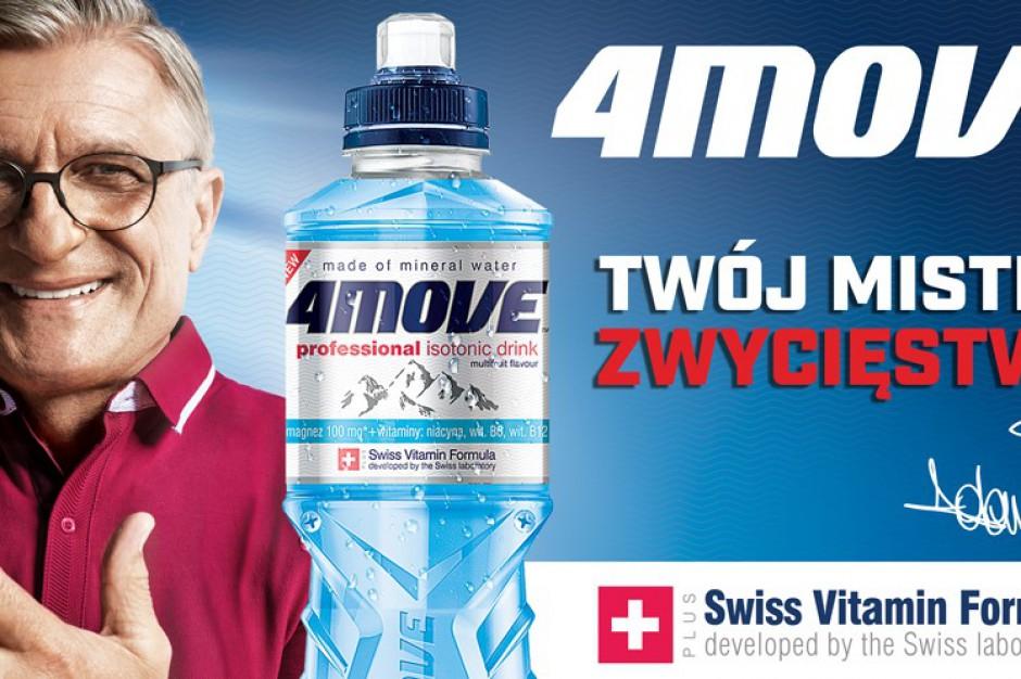 4MOVE Professional - nowa linia naturalnych napojów izotonicznych