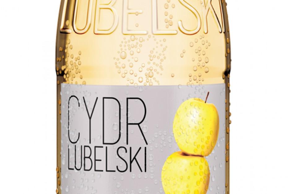 Cydr Lubelski w nowej ekologicznej butelce