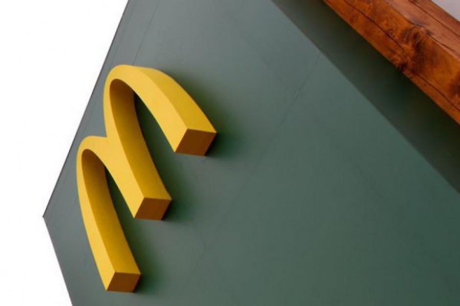 McDonald's wprowadza w Polsce jednorazowe sztućce z materiału recyklingowego