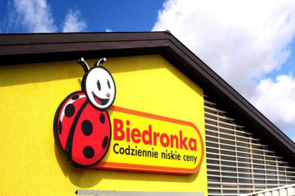 DM mBanku spodziewa się wzrostu sprzedaży Biedronki o 12,5 proc. w I kw.