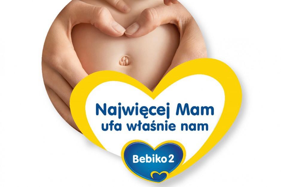 Ruszyła ogólnopolska kampania marki Bebiko 2, przedstawiająca opinie mam