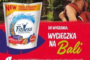 Nestle wspiera loterią sprzedaż płatków Fitness