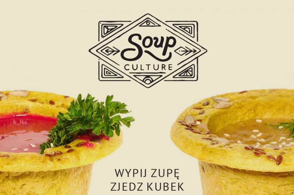 Soup Culture najemcą Manufaktury. W planach 30 lokali
