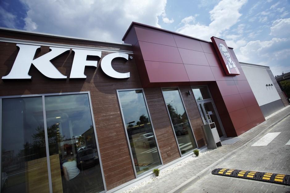 Nowa restauracja KFC z możliwością zamawiania za pomocą aplikacji
