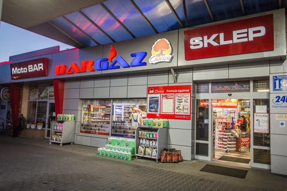 Pierwsza stacja paliw pod brandem Grupy Chorten ruszyła na Mazowszu (galeria)