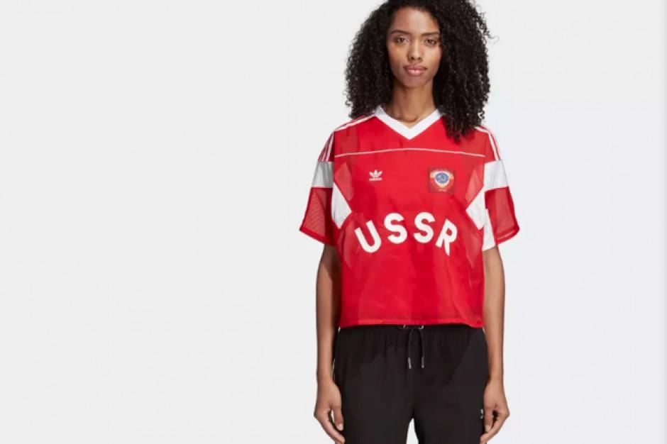 Adidas z kolekcją ubrań z symboliką Związku Radzieckiego