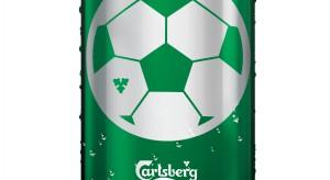 Carlsberg z limitowaną edycją butelek i puszek