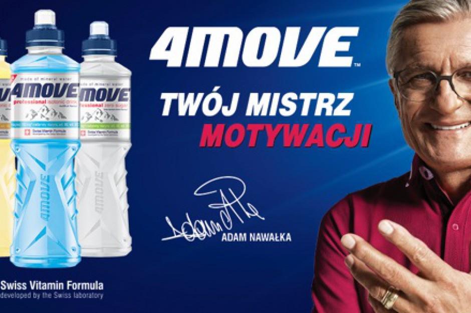 4MOVE wprowadza napoje izotoniczne dla profesjonalistów