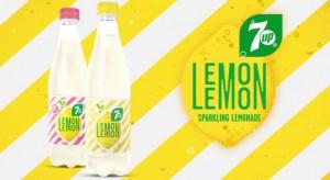 Lemon Lemon 7Up - nowość od Pepsi