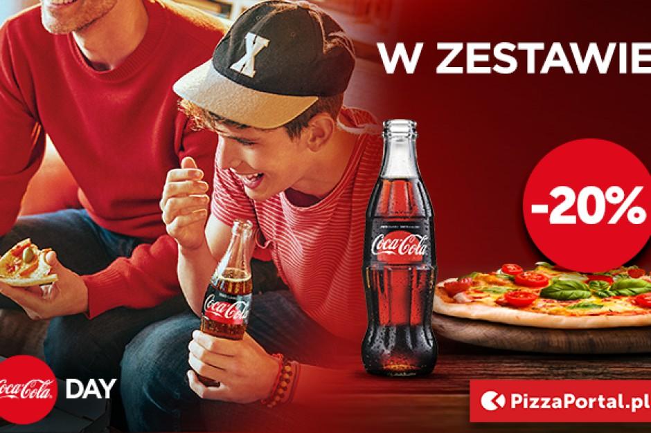 Coca-Cola i PizzaPortal.pl ze wspólną akcją marketingową