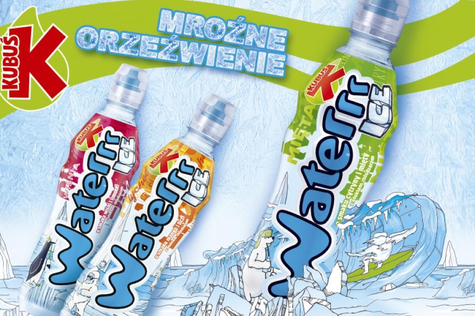 Waterrr ICE – nowość od marki Kubuś