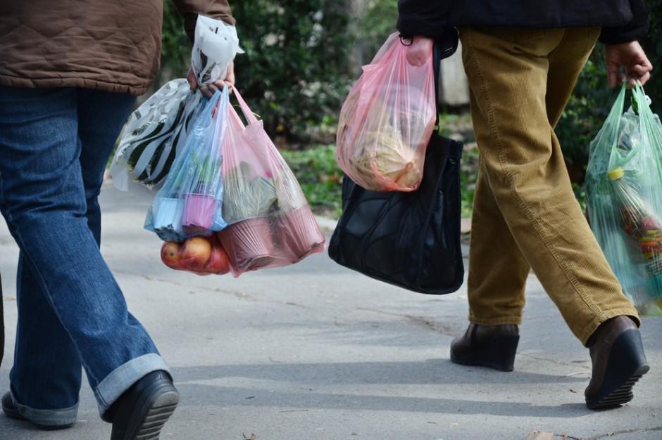 73 proc. Polaków idzie na zakupy ze swoją torbą
