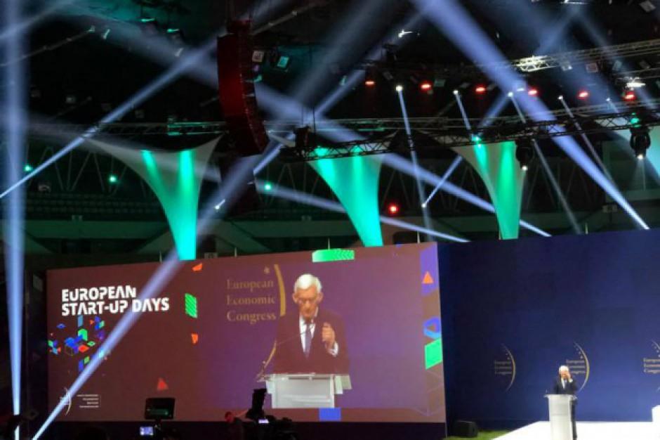 European Start-up Days rozpoczęte! Jerzy Buzek i Andrus Ansip otwierają pierwszy dzień wydarzenia