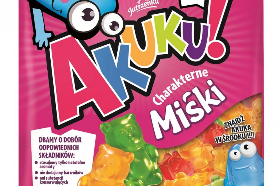 Brand Hero - AKUK wspiera sprzedaż żelków Akuku!
