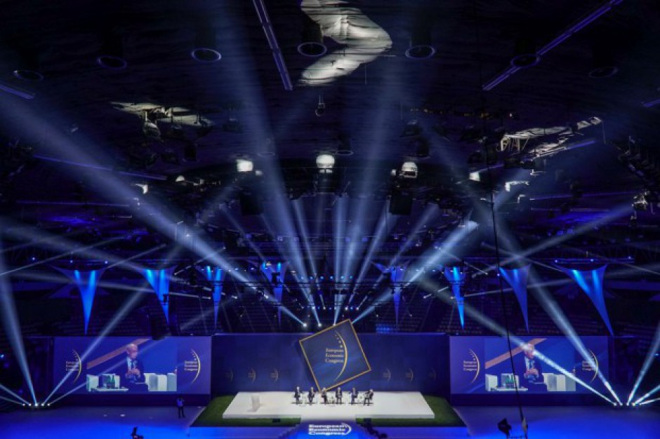 X Europejski Kongres Gospodarczy miał rekordową frekwencję