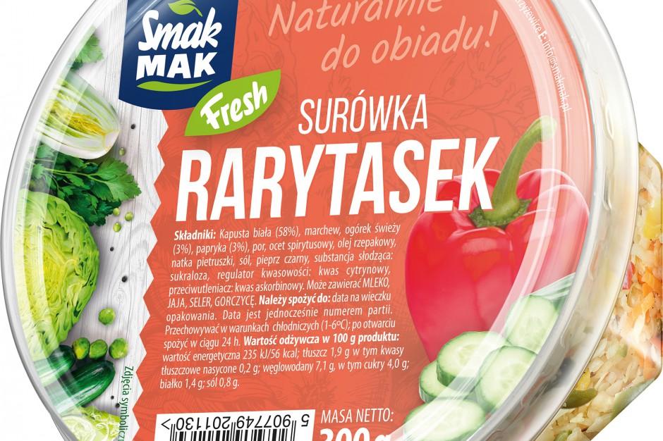 SmakMAK poszerza portfolio linii SmakMAK Fresh