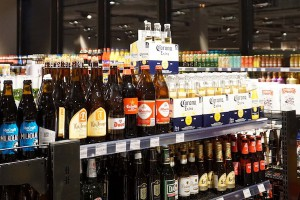Jak eksponować piwo w małym sklepie?