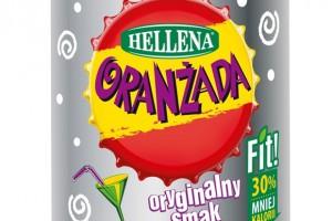 Czerwona Oranżada Hellena FIT - nowość od firmy Colian